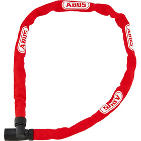 ABUS 4804K Kettingslot, red